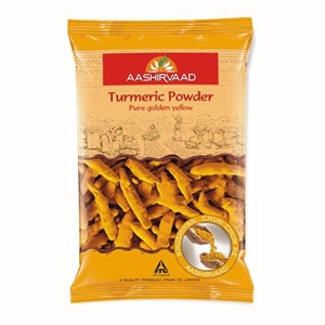 Picture of AASHIRVAAD TURMERIC 100 GM
