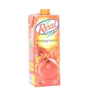 Picture of REAL POMEGRANATE FRUIT JUICE 1 LT CARTON