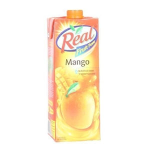 Picture of REAL MANGO FRUIT POWER 1 LT CARTON