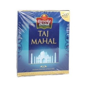 Picture of Brooke Bond Taj Mahal Tea 250 Gm