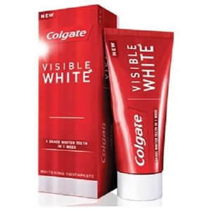 Picture of Colgate Visible White Whitening Toothpaste 100 Gm Tube