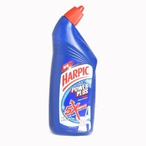 Picture of HARPIC POWER PLUS ORIGINAL DISINFECTANT TOILET CLEANER 200 ML BOTTLE