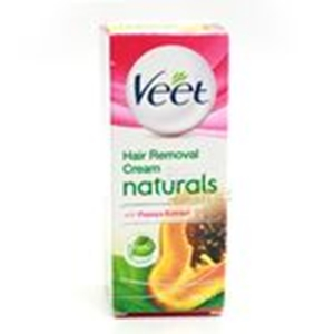 Picture of Veet hair Removal cream naturals skin 60gm