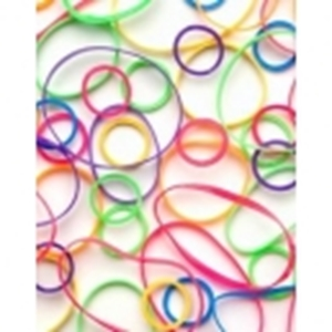 Picture of RUBBER BANDS 1.5 INCHES 100 GM