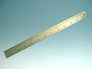 Picture of  Steel Scale (30CM)
