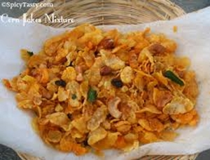 Picture of Corn Flakes Mixture 200Gm