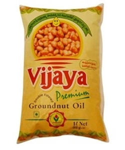 Vijaya Ground nut oil