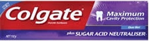 Picture of Colgate Maximum Cavity Protection tooth paste
