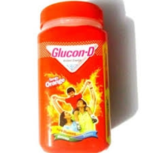 Picture of Glucon - D Tangy Orange - pet bottle - 400 gms