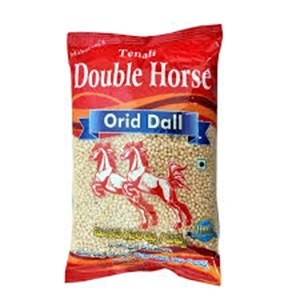 Picture of Double horse urad dal - tenali premium  1 kg