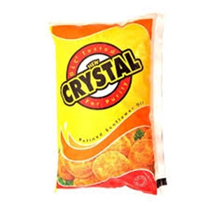 Picture of Crystal Sunflower oil 1Lt