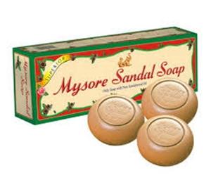 Picture of MYSORE SANDAL SOAP 150 *3