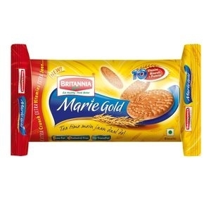Britannia Marie Gold Biscuits 120 Gm Pouch