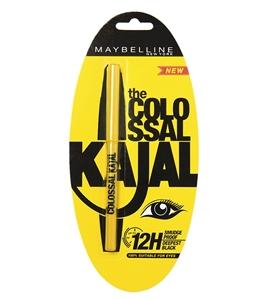 Maybelline Colossal 12Hr Black Kajal
