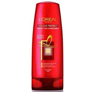 Loreal Paris Conditioner - Color Protect, 65 ml Bottle