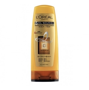 Loreal Paris 6 Oil Nourish - Conditioner, 175 ml Bottle