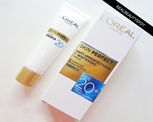 L'OREAL PARIS Age 20+ Anti-imperfections+Whitening Day Cream