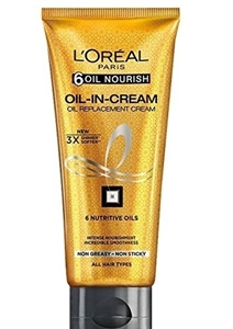 Loreal Paris 6 Oil Nourish Oil-In-Cream 100 ml