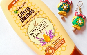 Garnier Ultra Blends Royal Jelly & Lavender Conditioner 75 ml