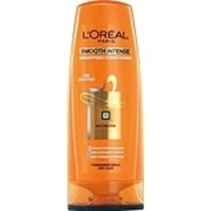 Loreal Paris Conditioner - Smooth Intense for Dry Hair, 65 ml Bottle