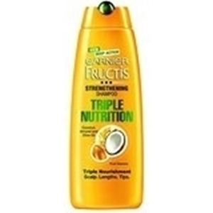 Garnier Fructis Triple Nutrition and Strength Shampoo 175 ml