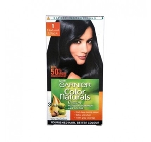 Garnier Color Naturals Shade - 1- Natural Black 40ml