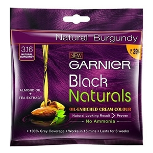 Garnier Black Naturals 3.16 Natural Burgundy , 40g