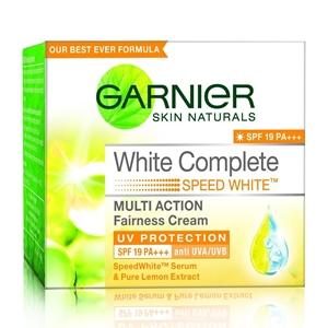 Garnier Skin Care Naturals White Complete Multi Action 40 gm
