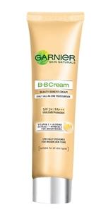 Garnier Skin Care Naturals BB Cream all in 1 moisturiser 18 gm