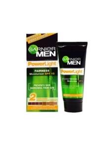 Garnier Men  Power White Fairness Moisturiser SPF 15, 20gm