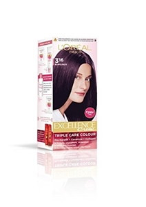 L'Oreal Hair Colour Excellence Burgundy Shade 3.16