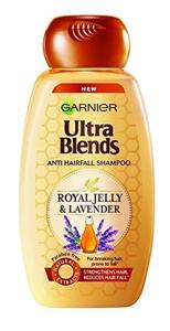 Garnier Ultra Blends Royal Jelly & Lavender Shampoo 340 ml