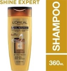 L'OREAL 6 Oil Nourish Shampoo 360 ml