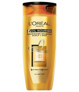 L'OREAL 6 Oil Nourish Shampoo 175 ml