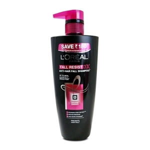 L'OREAL Fall Raisist 3X Shampoo 640 ml